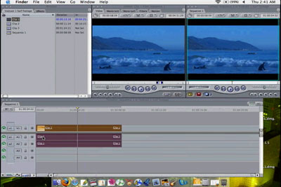 how to relink files in final cut pro