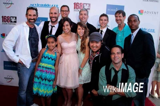 Fin Del Año - cast and crew on the red carpet in LA