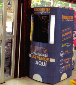 DVD Kiosk